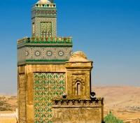 Grand Moroccan Journey Tours 2017 - 2018 -  Fes Mosque